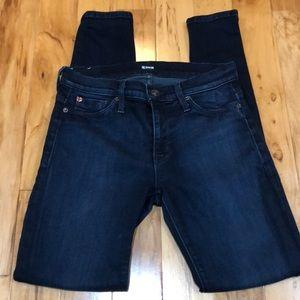 NEVER WORN- Midrise Nico superskinnyHudson Jeans!